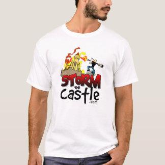 T-shirt Donnez l'assaut à le château DragonSlayer