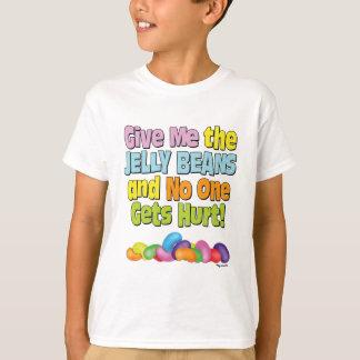 T-shirt Donnez-moi les dragées à la gelée de sucre