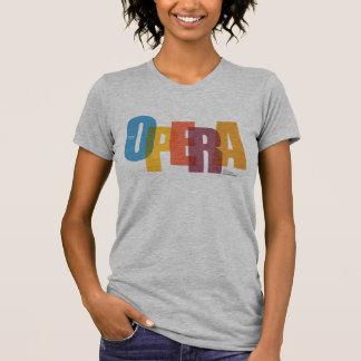 T-shirt d'opéra de NEC (femelle)