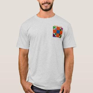 T-shirt d'orange pressée