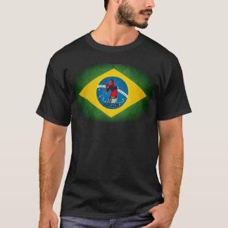 T-shirt d'original de Jiu Jitsu de Brésilien
