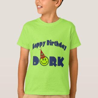 T-shirt Dork de joyeux anniversaire