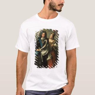 T-shirt d'Orleans de Philippe II le régent de la France