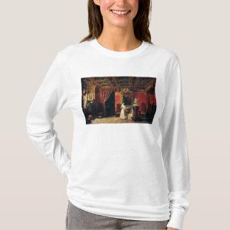 T-shirt d'Orleans de princesse Marie dans son studio