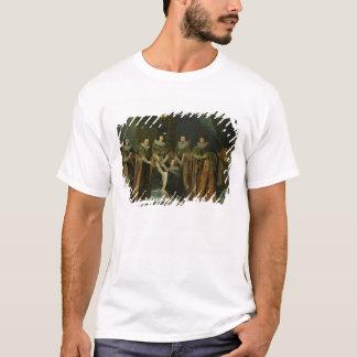 T-shirt d'Orleans de réception de Louis XIII Henri