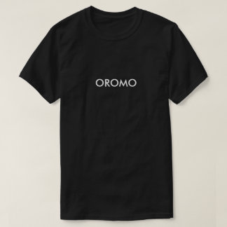 T-shirt d'Oromo