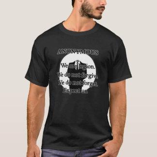 T-shirt Dororo anonyme
