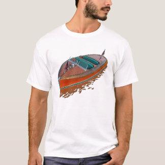 T-shirt Dos de baril de Chris-Métier
