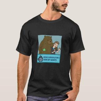 T-shirt DOS de Jose de por de Helado par Rench Mendleton