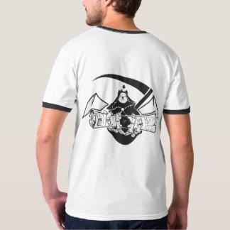 T-shirt Dos de Moogle Reaper - conception légère