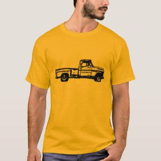 T-shirt Dos géant de Bob Zia/T-shirt avant de profil