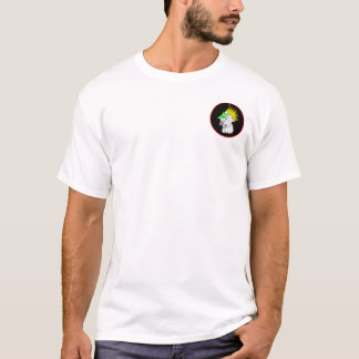 T-shirt Double cacatoès T