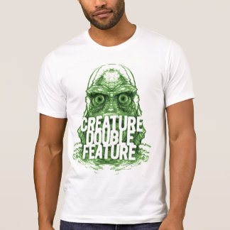 T-shirt Double caractéristique de créature