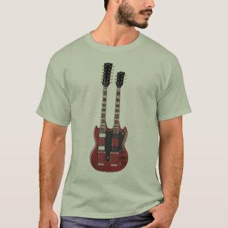 T-shirt Double cou