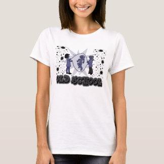 T-shirt Double Néerlandais de vieille école