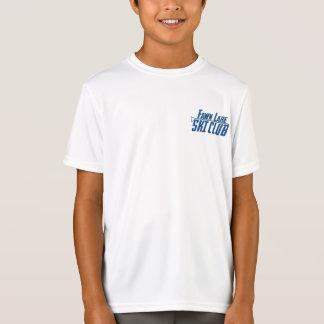 T-shirt Double-Sec du Jersey du champion des