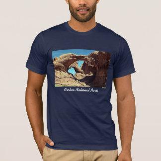 T-shirt Double voûte