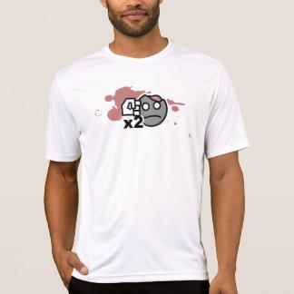 T-shirt Doubles dommages x2