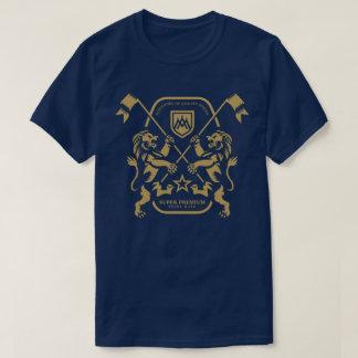 T-shirt Doubles hommes de la meilleure qualité superbes de