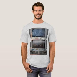 T-shirt DoublesidedWarponyWaterWarrior