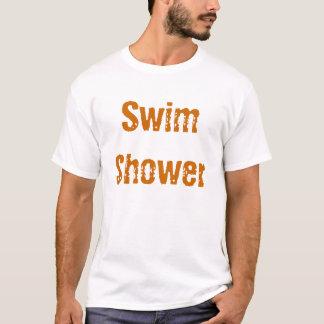 T-shirt Douche de bain