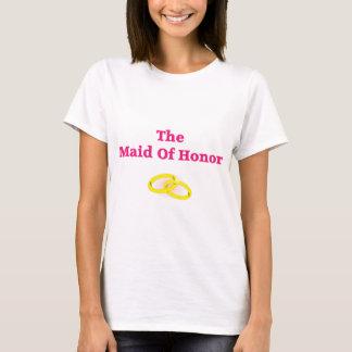 T-shirt Douches et parties nuptiales de Bachelorette