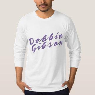 T-shirt Douille adaptée par Gibson de Debbie longue