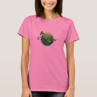T-shirt Douille de bouffe de karma longue