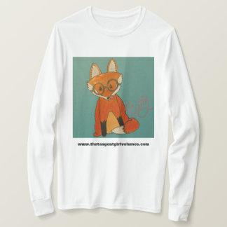 T-shirt Douille de Fox de Betty longue (styles et couleurs
