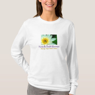 "T-shirt Douille de HHM ""Asana Lilly central"" longue"