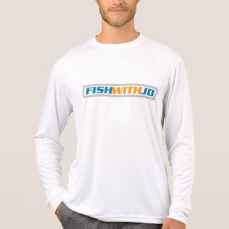 T-shirt Douille de Micro-Fibre de la représentation des