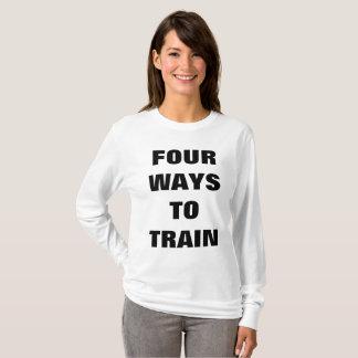 T-shirt Douille des femmes de la FORME PHYSIQUE 41 la