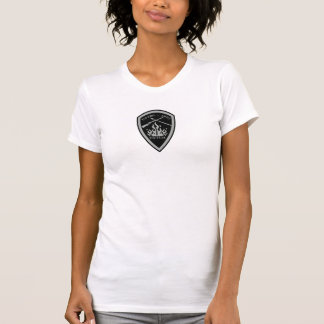 T-shirt Douille du casquette des femmes