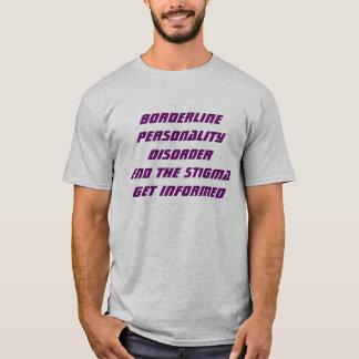 T-shirt Douille Te de short de trouble de la personnalité