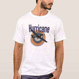 T-shirt d'ouragan de colporteur