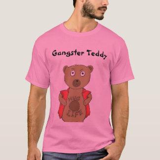 T-shirt d'ours de nounours de bandit