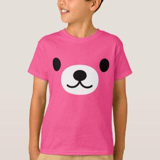 T-shirt d'ours de nounours de l'enfant