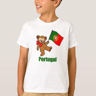 T-shirt d'ours de nounours du Portugal