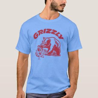 T-shirt d'ours gris