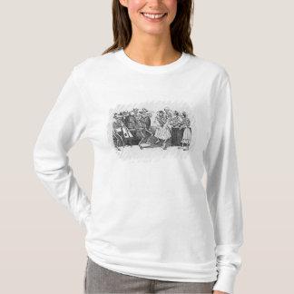 T-shirt D'outretombe de Calavera du jarabe