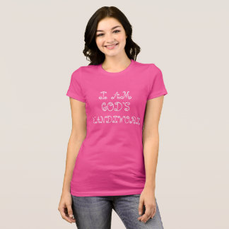 T-shirt d'ouvrage