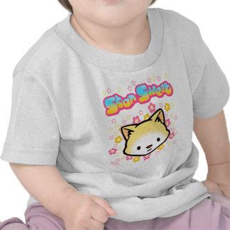T-shirt doux de bébé d étoile