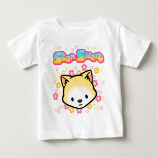 T-shirt doux de bébé d'étoile