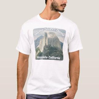 T-shirt doux de dôme de dôme