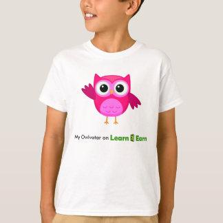 T-shirt d'Owlvatar d'Anya