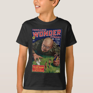 T-shirt Dr. Cyclops