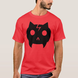 T-shirt Dr. Frankenkitty Red Shirt