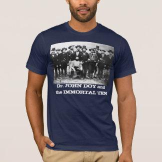 T-shirt Dr. John Doy et Dix immortels