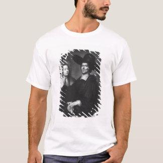 T-shirt Dr. Richard Busby gravé par James Masson