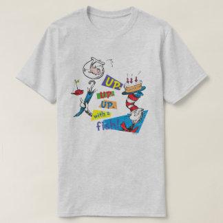 T-shirt Dr. Seuss   avec un poisson